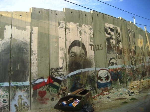 JR Artwork, Bethlehem