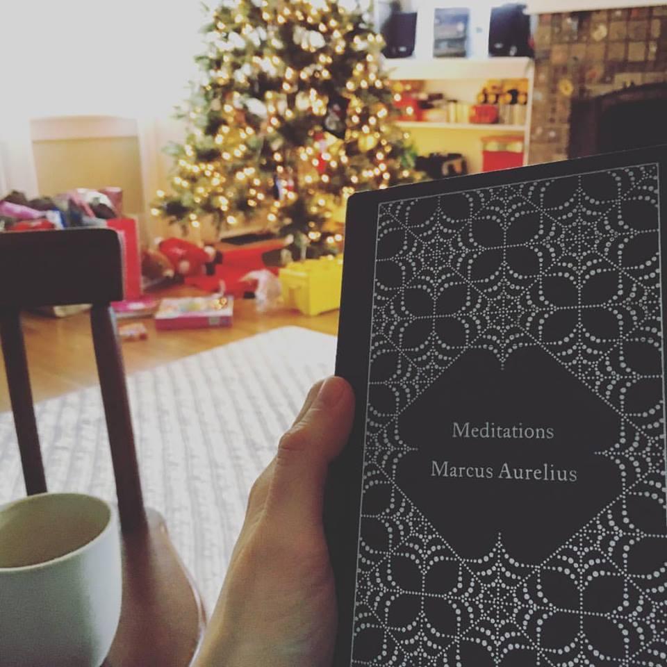 Meditations, by Marcus Aurelius